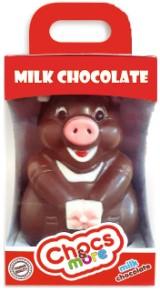 Chocolate pig 120g