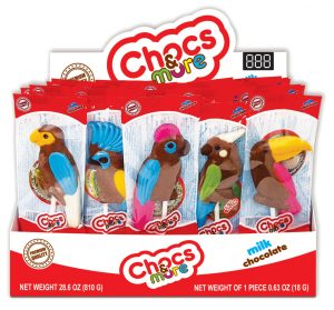 Chocolate bird 18 g